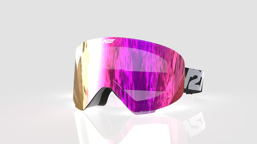 Revo Pink lens and frame