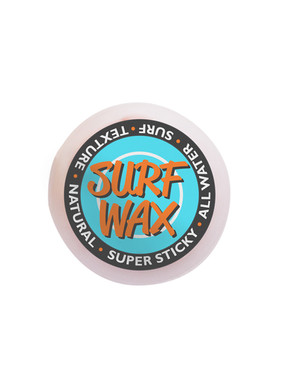 Surf wax label