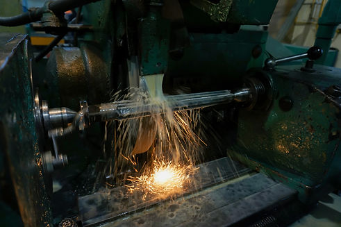Grinding and high-precision shaft proces