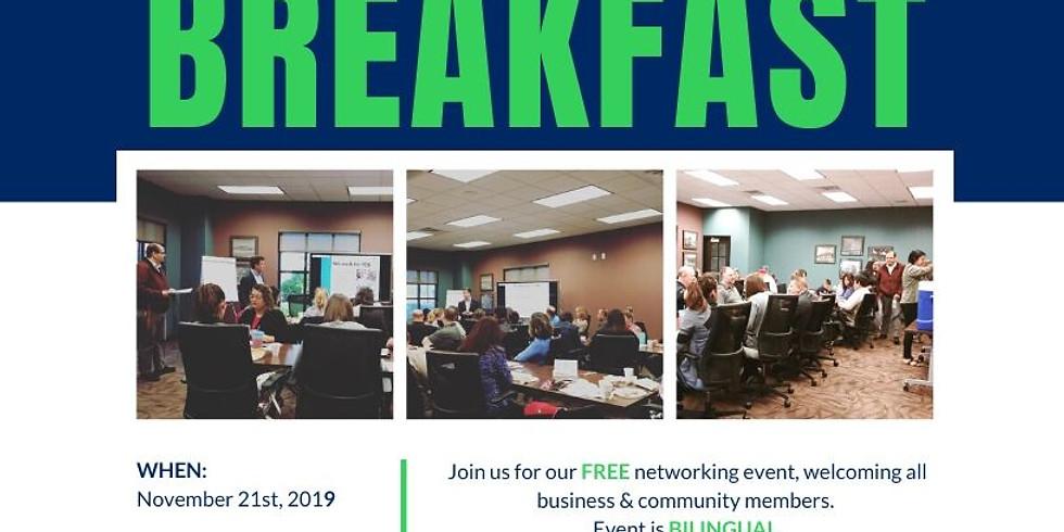 November Networking Breakfast