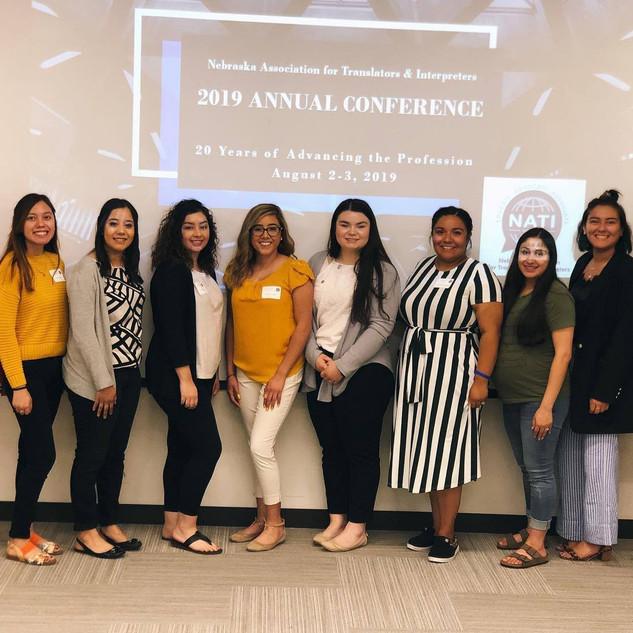 2019 NATI Conference