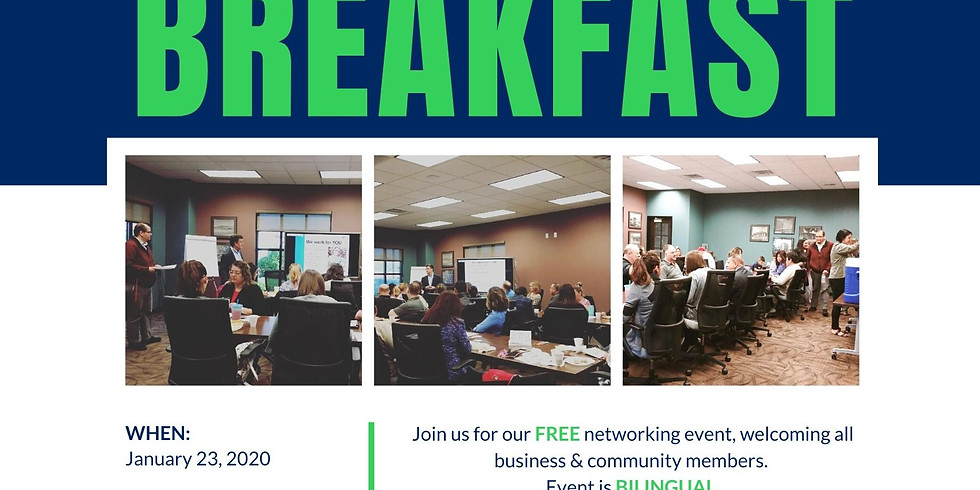 January Networking Breakfast