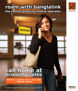Roam with Banglalink