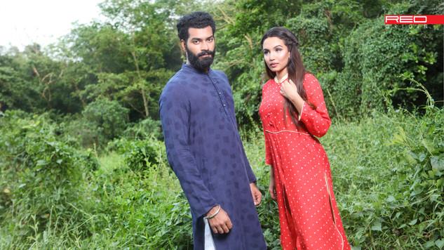 Red Origin | 2017 Eid Ethnic collection