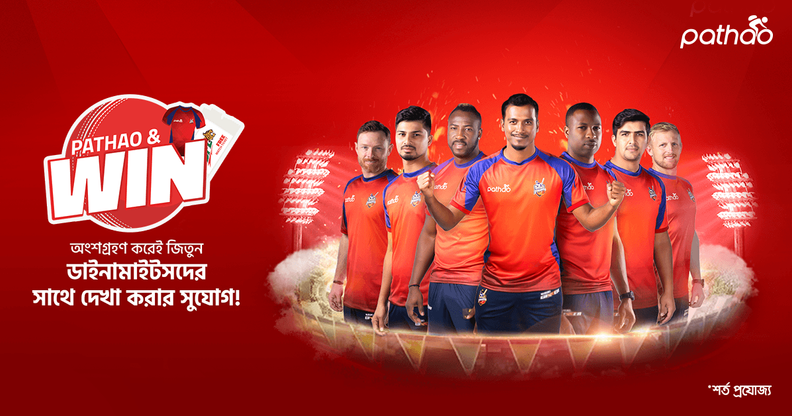 BPL Dhaka Dynamites Squad 2019