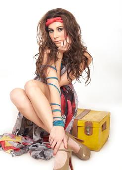 Model: Diana Barbosa (Ukraine)