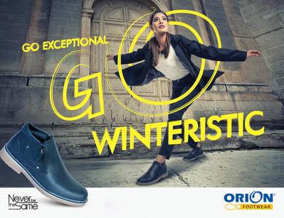 Client : Orion footwear