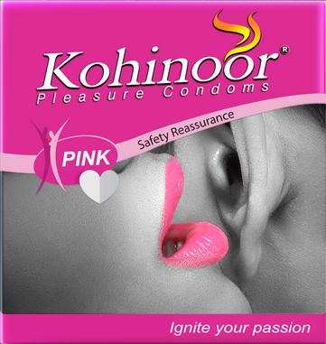 Claint : TTK Group | Product : Kohinoor Condom