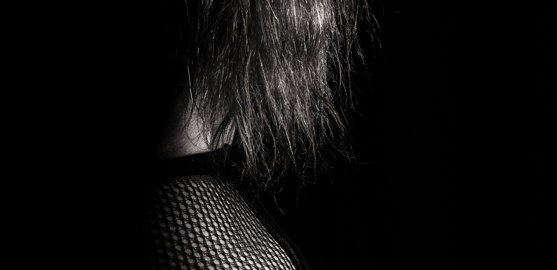 femme clair obscur