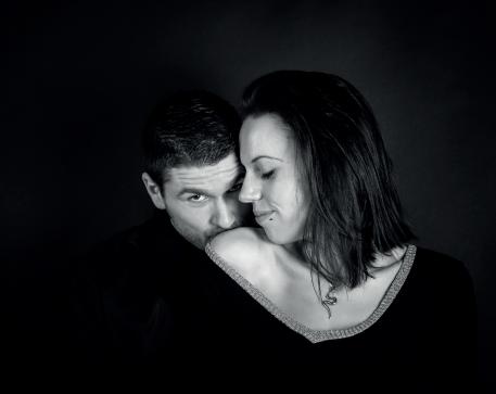 Photo Shoot Couple • Formule 1