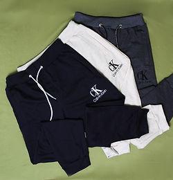 CK Milton's trousers regular
