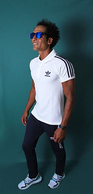 Offer 😍 Adidas T-shirt + Milton's trousers + Original Adidas 4D shoes