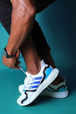 Original Adidas 4D shoes
