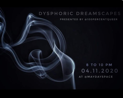 Dysphoric Dreamscapes - Save the Date.jp