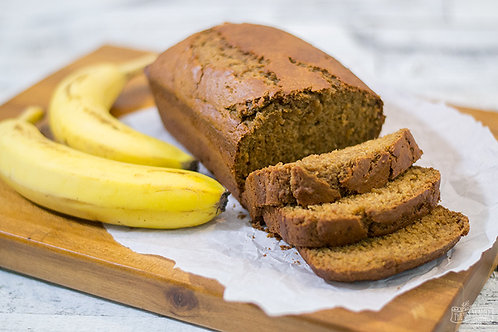 Cannabis Banana Bread