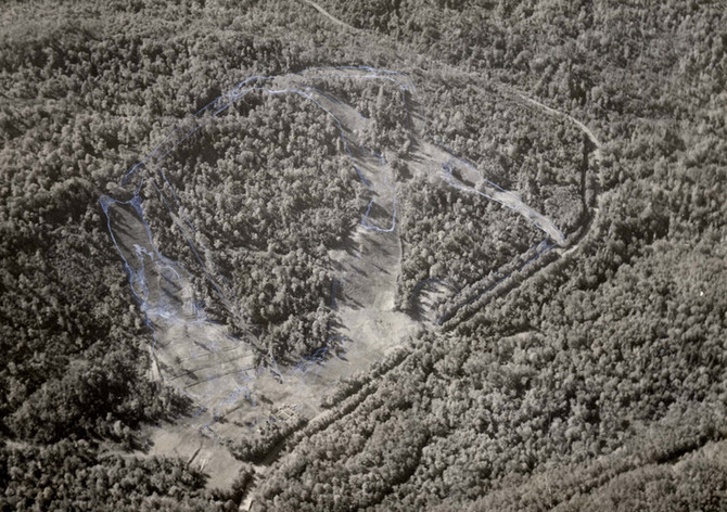 A Little History of the Cliffs Ridge Namesake