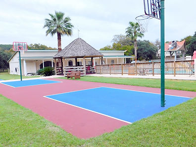 Summit Resort Basketball Court Photo