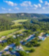 Summit Resort Canyon Lake TX Aerial View