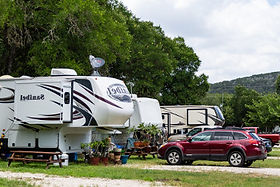 Family Reunion RV Park Canyon Lake