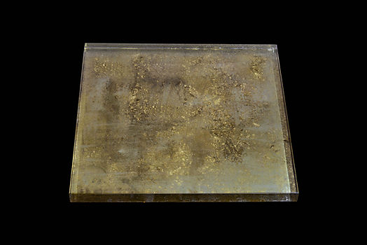Cast Glass Bar Top