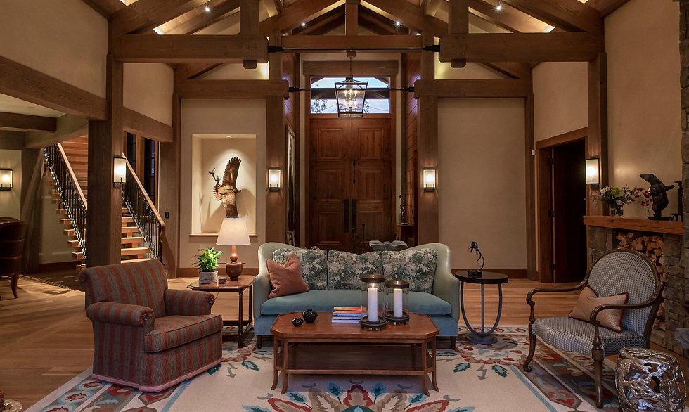 Bespoke Artisan Living Room Furniture