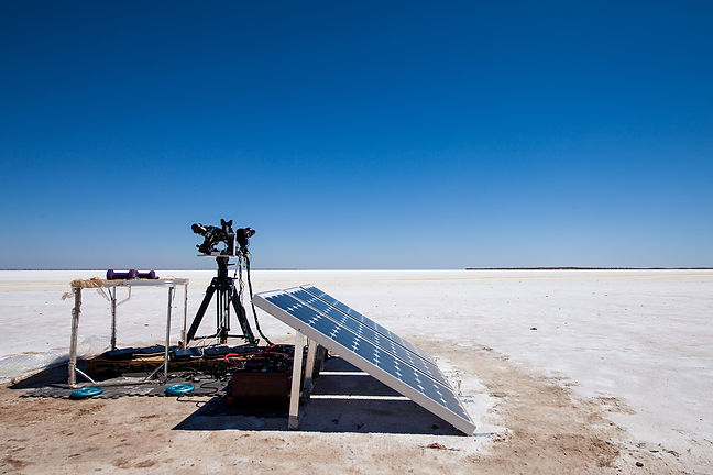 Colin Legg Camera Rig for In Saturn's Rings Time-Lapse Video