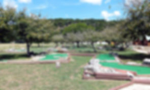 Summit Resort Miniature Golf Course Photo