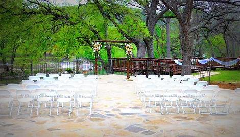 Wedding Venue Canyon Lake Tx Summit Vacation And Rv