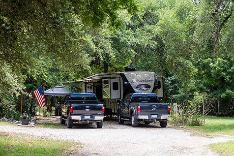 RV Park Canyon Lake Texas