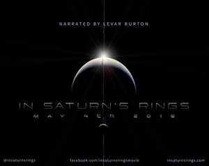 LeVar Burton to Narrate In Saturn's Rings Film For IMAX® and