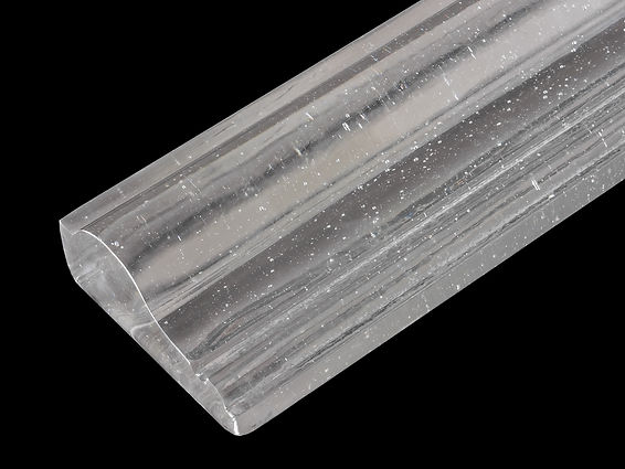 Stephen Cavallo Item #1106PWG CAST GLASS MOULDING