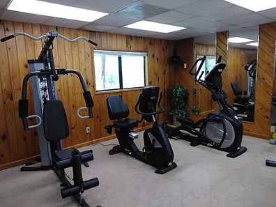Summit Resort Workout Room Photo