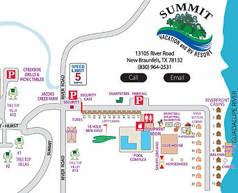 Summit Resort Site Map PDF