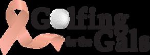 Golfing For The Gals transparent logo