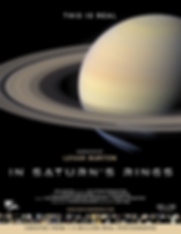 Official In Saturn's Rings Poster