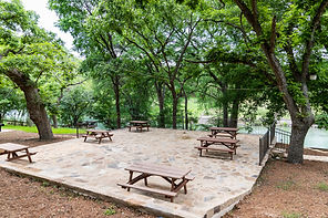 Canyon Lake Outdoor Meeting Area