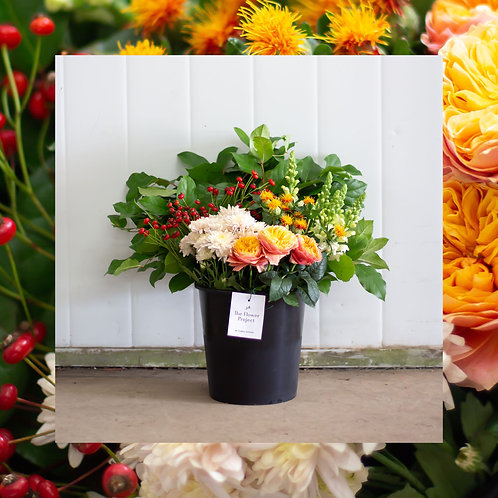 Fall Flower Projects 2021 (3 month subscription)
