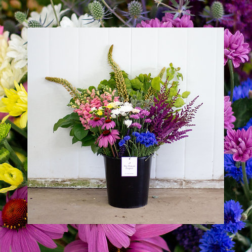 Summer Flower Projects (3 month subscription)