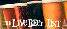 Live Beer List
