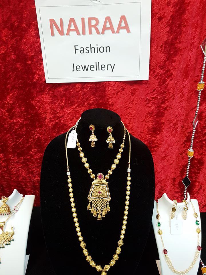 Exclusive showcase of NAIRAA Fashion Jewelry