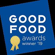 2019 Good Food Award Winner