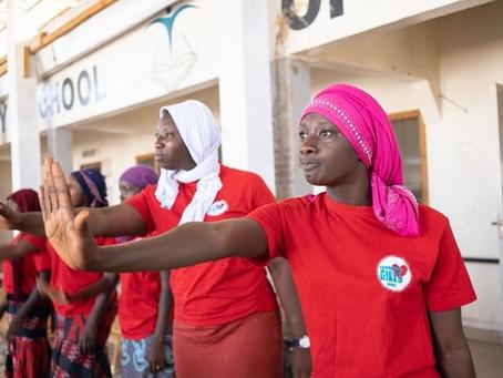 Empowering Girls Gambia
