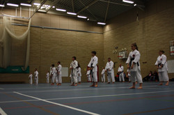 Karate Chesterfield class action
