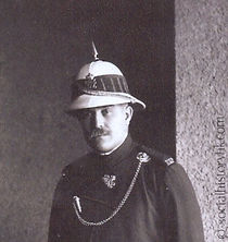 Inspector Patrick O'Sullivan HKP