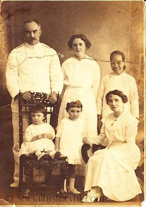 HK police family