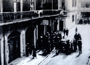 Gresson Street Affray 100 years on