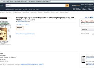 on Amazon at last