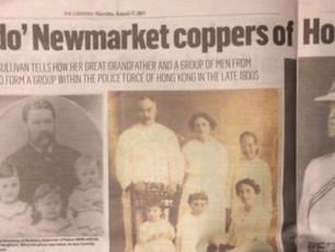 Bringing the men back to Newmarket