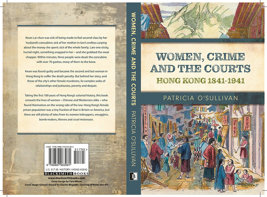 Women, Crime and the Courts cover