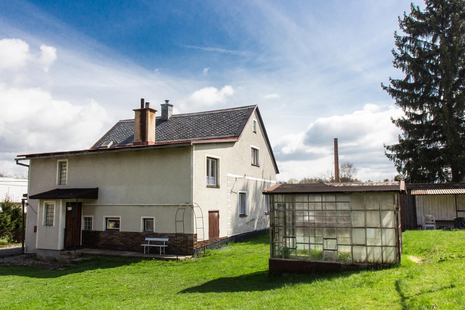 Domek ze zahrady